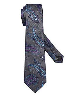 Capsule Paisley Tie