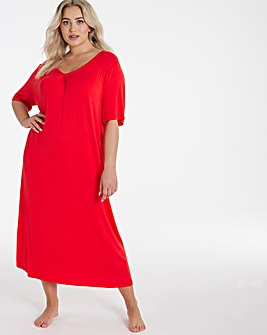 Pretty Secrets Viscose Maxi Nightie