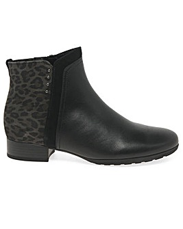 Gabor Breck Womens Wide Fit Ankle Boots