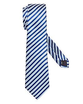 Capsule Blue Stripe Tie