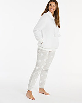 Pretty Secrets Borg Hoodie and Fleece Trouser