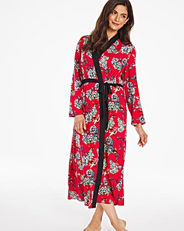 Pretty Secrets Belted Gown