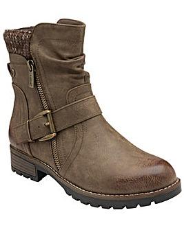 Lotus Jemma Calf Boots Standard D Fit