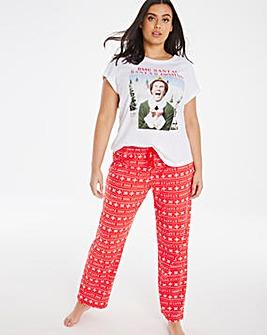 Elf Pyjama Set
