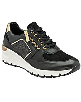Lotus Shell Trainers Standard D Fit