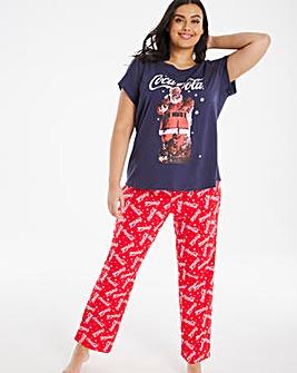 Coca Cola Pyjama Set