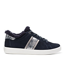 Hotter Dash Wide Fit Deck Shoe