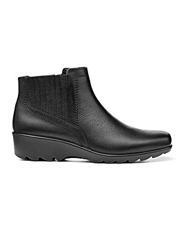 Hotter Eltham II Wide Fit Ankle Boot