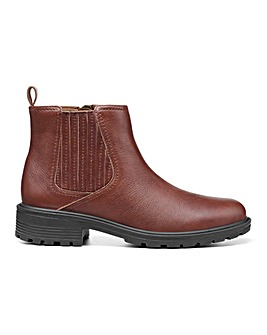 Hotter Kew Wide Fit Chelsea Boot