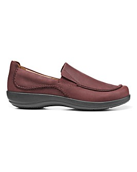 Hotter Seam Wide Fit Slip-On Shoe