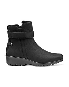 Hotter Waltham Wide Fit Ankle Boot