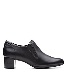 Clarks Linnae Way Wide Fitting Shoes