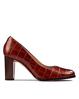 Clarks Kaylin Cara 2 Standard Fitting Shoes