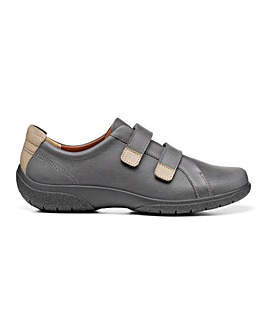 Hotter Leap II Wide Fit Casual Shoe