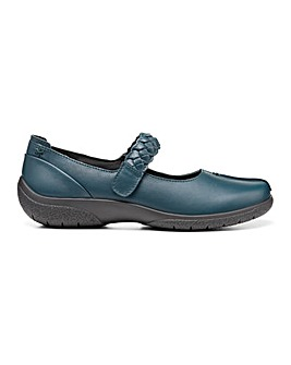 Hotter Shake II Wide Fit Mary Jane Shoe