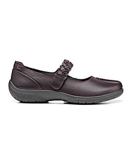 Hotter Shake II Std Fit Mary Jane Shoe