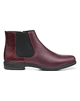 Hotter Tenby Wide Fit Chelsea Boot