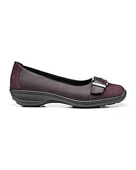 Hotter Trust Standard Fit Slip-On Shoe