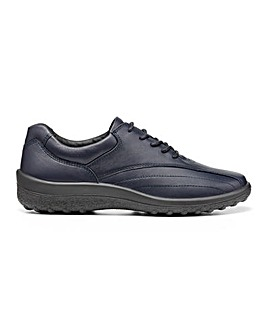 Hotter Tone II Wide Fit Lace-Up shoe