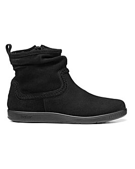 Hotter Pixie II Wide Fit Ankle Boot