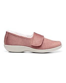 Hotter Toasty II Touch & Close Slipper