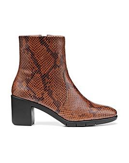 Hotter Flexor Block Heel Boot