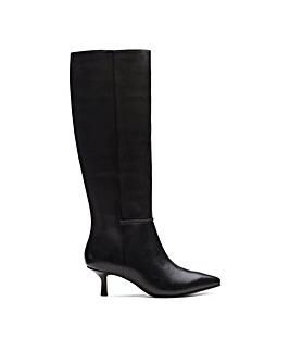 Clarks Violet55 Hi Standard Fitting Boots