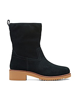 Clarks Eden Mid Hi Standard Fitting Boots
