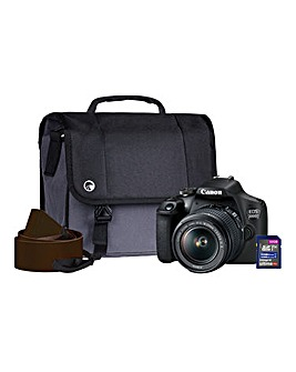 Canon EOS 2000D Camera Kit