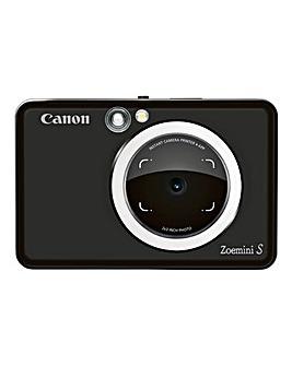 Canon Zoemini S Pocket Size 2-in-1 Instant Camera and Printer