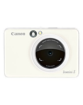 Canon Zoemini S Pocket Size 2-in-1 Instant Camera and Printer