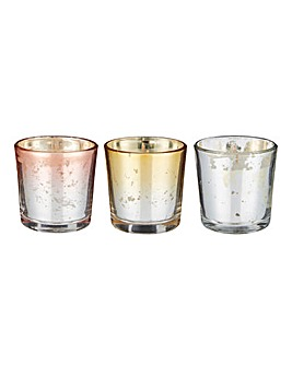 Set of 3 Neroli and Jasmine Candles