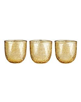Set of 3 Juniper Sage Candles