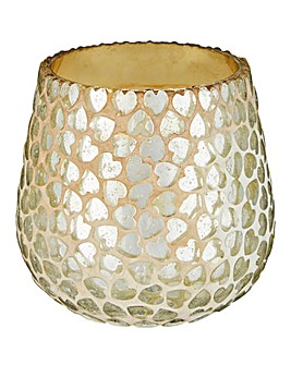 Sandalwood Honeycomb Candle