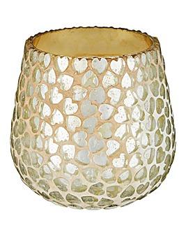 Sandalwood Honeycomb Candle