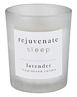Rejuvenate Sleep Lavender Candle
