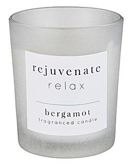 Rejuvenate Relax Bergamot Candle