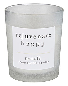 Rejuvenate Happiness Neroli Candle