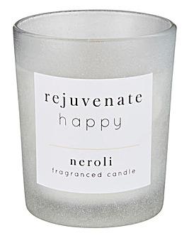 Rejuvenate Happiness Neroli Candle