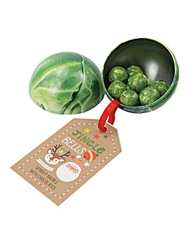 Tin Sprout Bauble and Chocolates