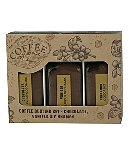 Coffee Sprinkles Trio