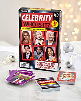 Celebrity Who Is It and Face Mats