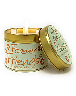 Forever Friends Candle tin