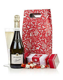 Prosecco & Chocs Gift Bag