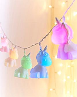 Unicorn Colour Changing String Lights