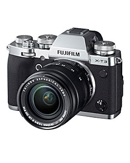 Fujifilm X-T3 Camera with 18-55mm Lens