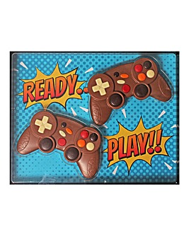 Set of 2 Chocolate Controllers