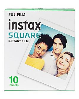Fujifilm Instax Square Instant Film - 10 Shot Pack