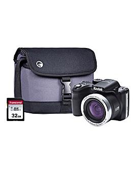 Kodak PIXPRO AZ422 Digital Bridge Camera Kit