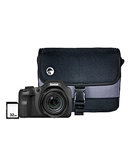 Kodak PIXPRO AZ652 Bridge Camera Kit